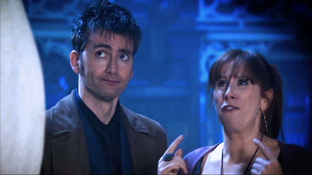 Doctor Who David Tennant Tenth Donna Catherine tate
