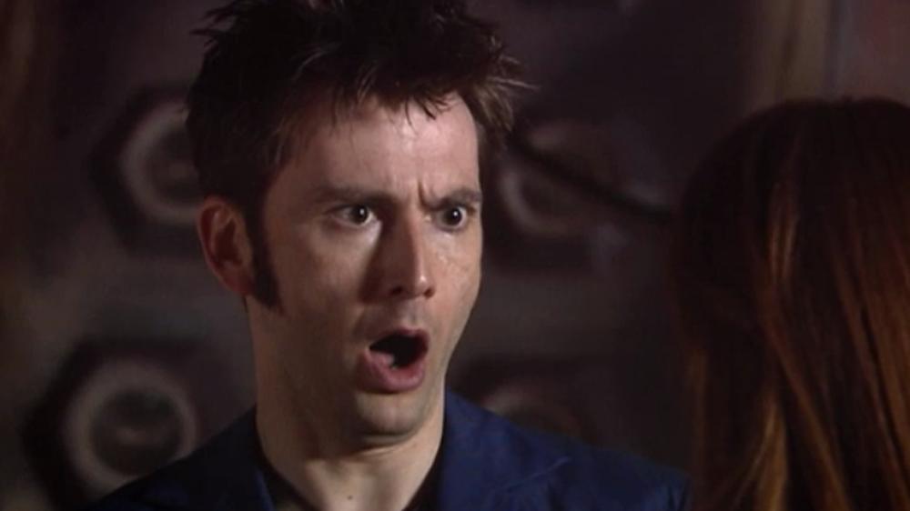 Doctor Who David Tennant Tenth