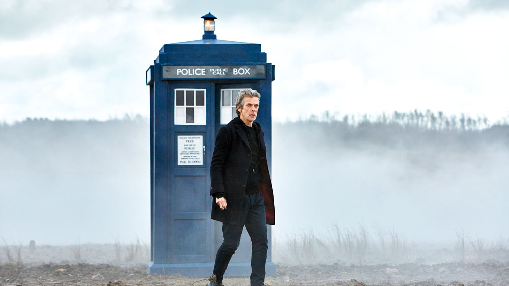 Doctor Who 9 Peter Capaldi Twelfth