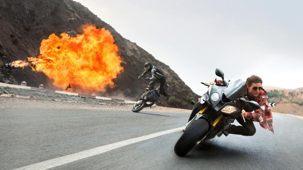 Mission Impossible Rogue Nation Tom Cruise