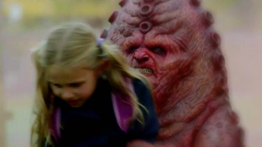 Doctor Who 9 Zygons