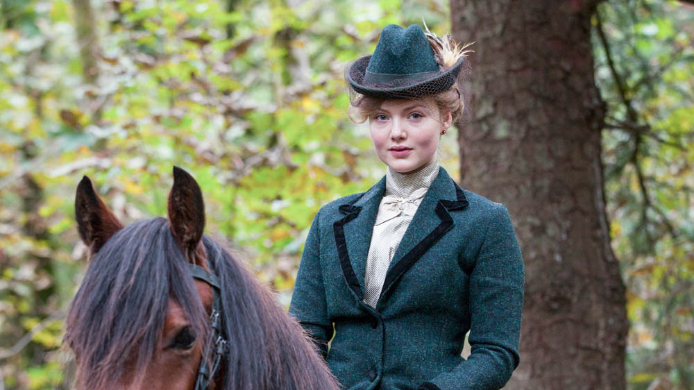 Lady Chatterley's Lover Constance Chatterley (HOLLIDAY GRAINGER)