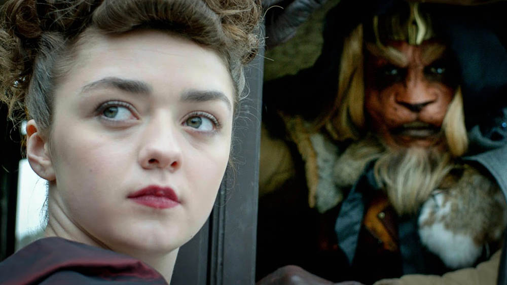 Doctor Who 9 6 Maisie Williams The Woman Who Lived