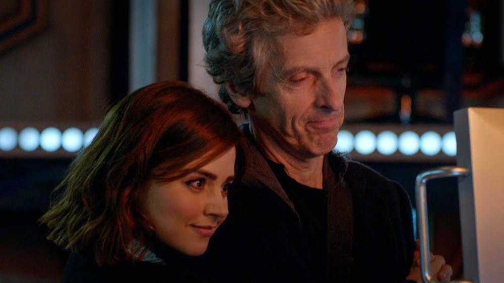 Doctor Who 9 Peter Capaldi Twelfth Jenna Coleman Clara7-high-
