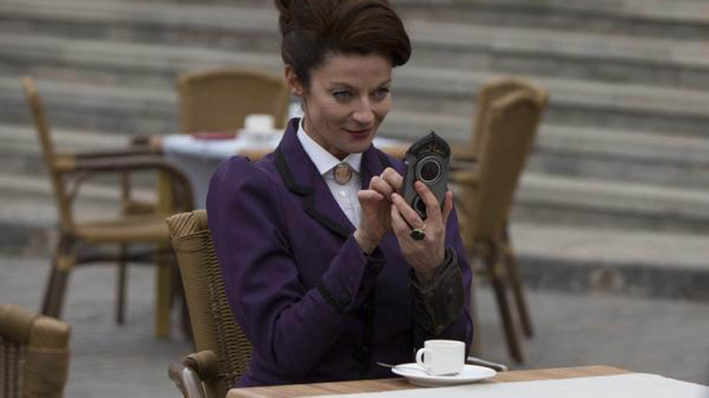 Doctor Who 9 Missy Michelle Gomez The Magician's Apprentice