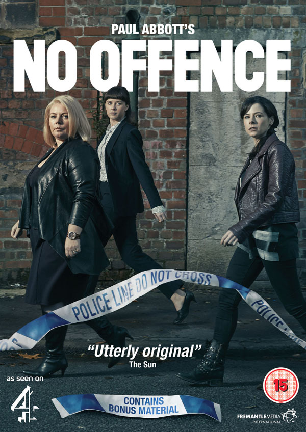 No Offence DVD