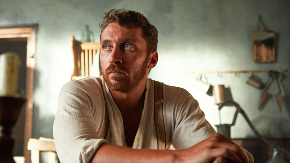 The Go-Between Ted Burgess (BEN BATT)