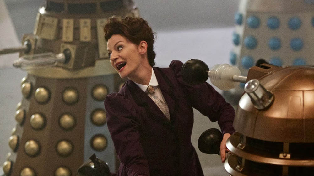 Doctor Who The Witch's Familiar Michelle Gomez Missy
