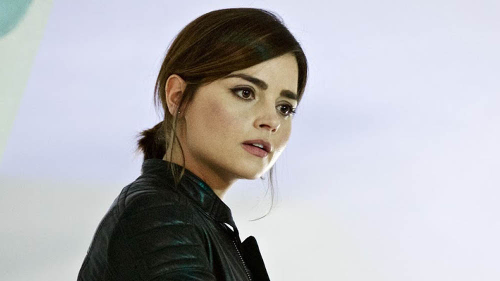 Doctor Who 9 3 Under the Lake Clara Jenna Coleman