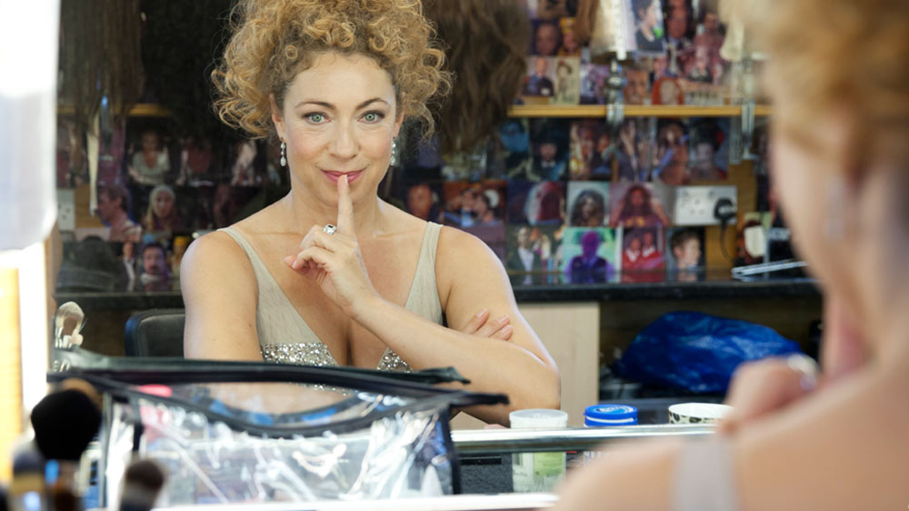 Doctor Who Alex Kingston River Song