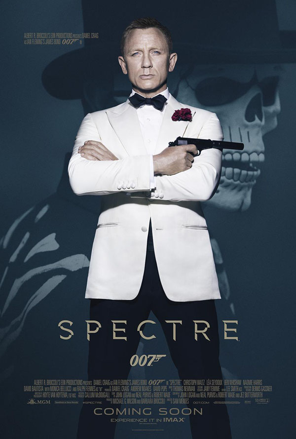Daniel Craig Spectre James Bond