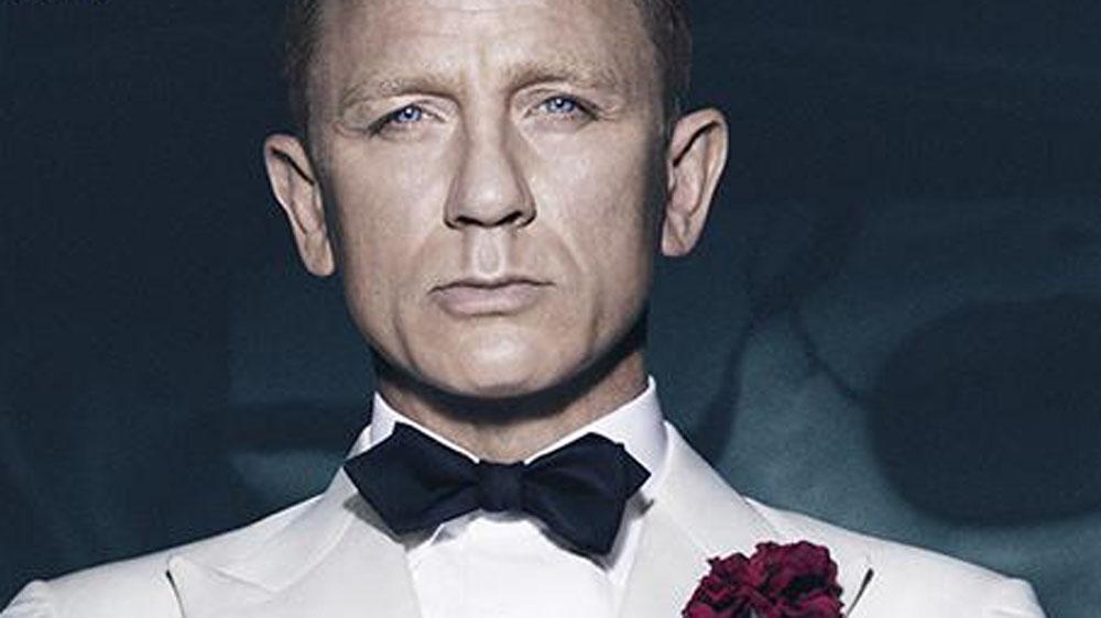 Daniel Craig Spectre James Bond
