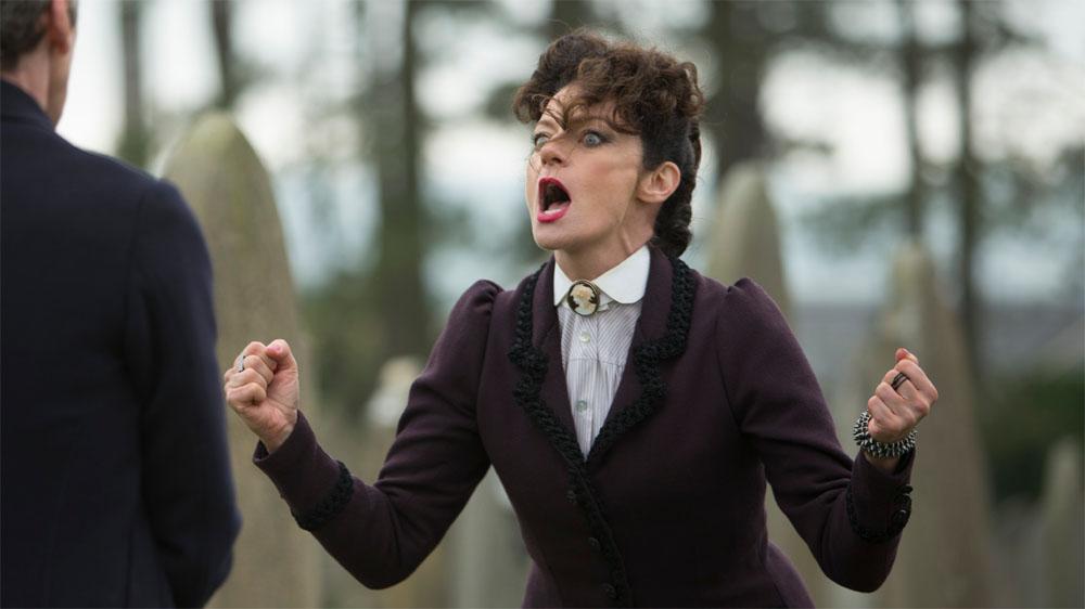 Doctor Who Michelle Gomez Missy Death in Heaven