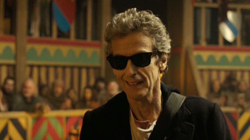 Doctor Who 9 Peter Capaldi Twelfth The Magician's Apprentice