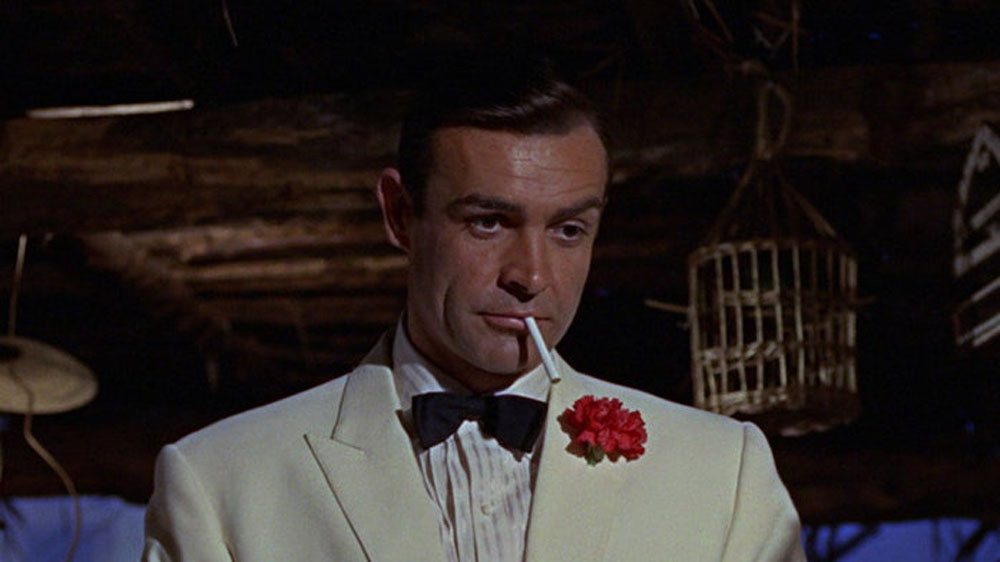 James Bond Sean Connery Goldfinger