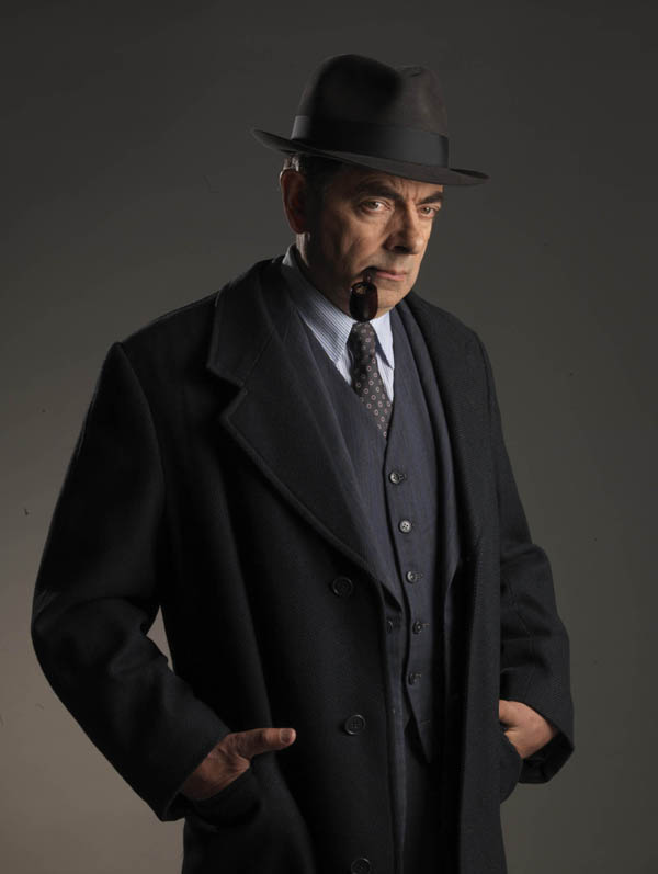 Maigret Rowan Atkinson.