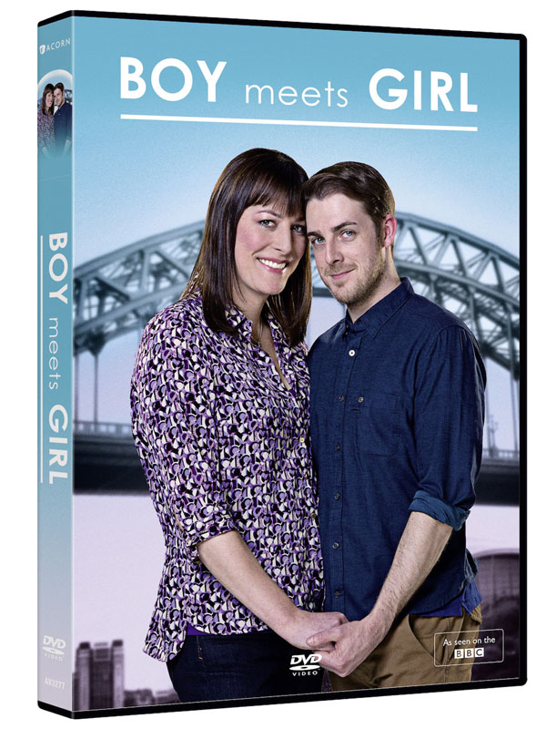 Boy Meets Girl DVD