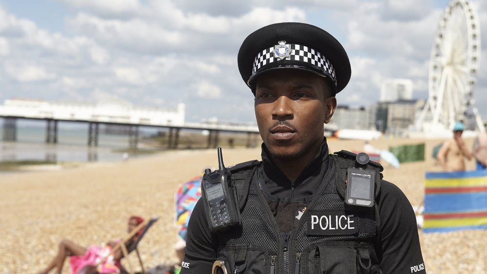 Cuffs PC Ryan Draper (ASHLEY WALTERS)