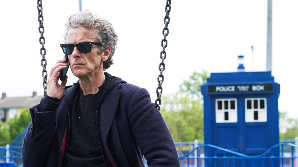 Doctor Who the Zygon Invasion Peter Capaldi Twelfth