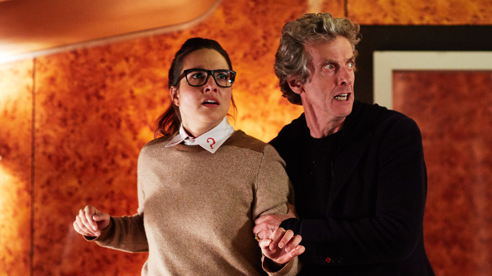 Doctor Who the Zygon Invasion Osgood (INGRID OLIVER)