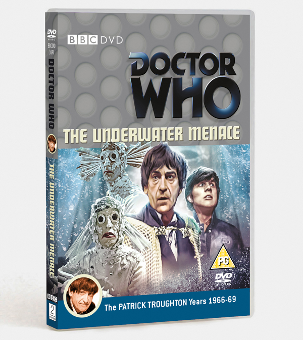 The Underwater Menace Doctor Who