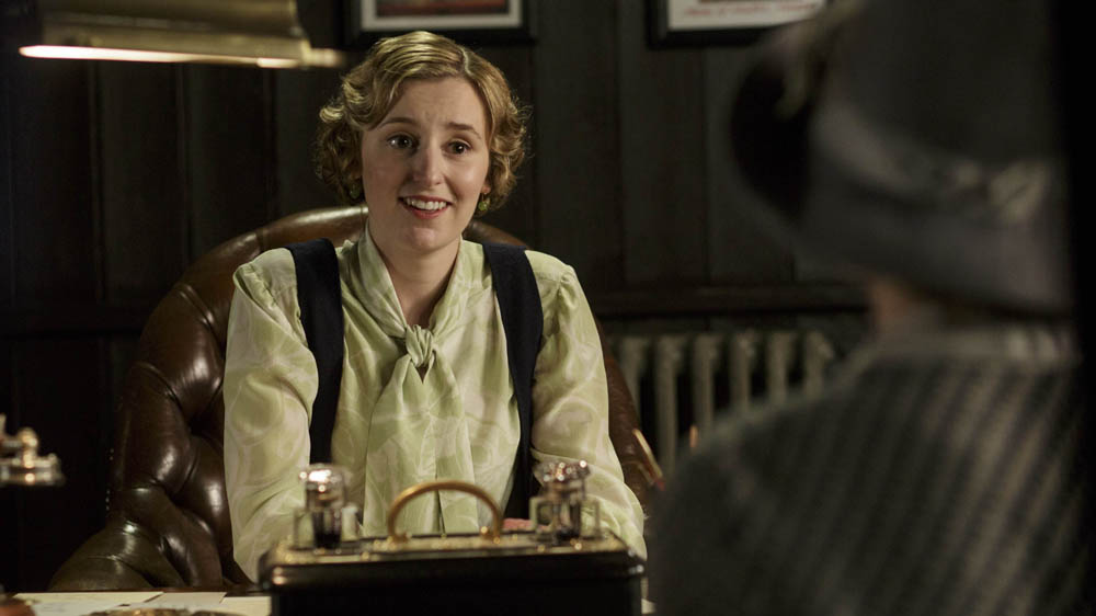 Downton Abbey 6 5 Edith