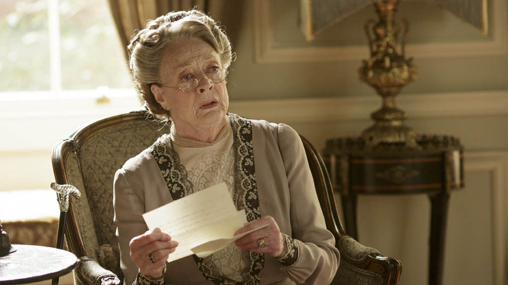 Downton Abbey 6 5 Maggie Smith
