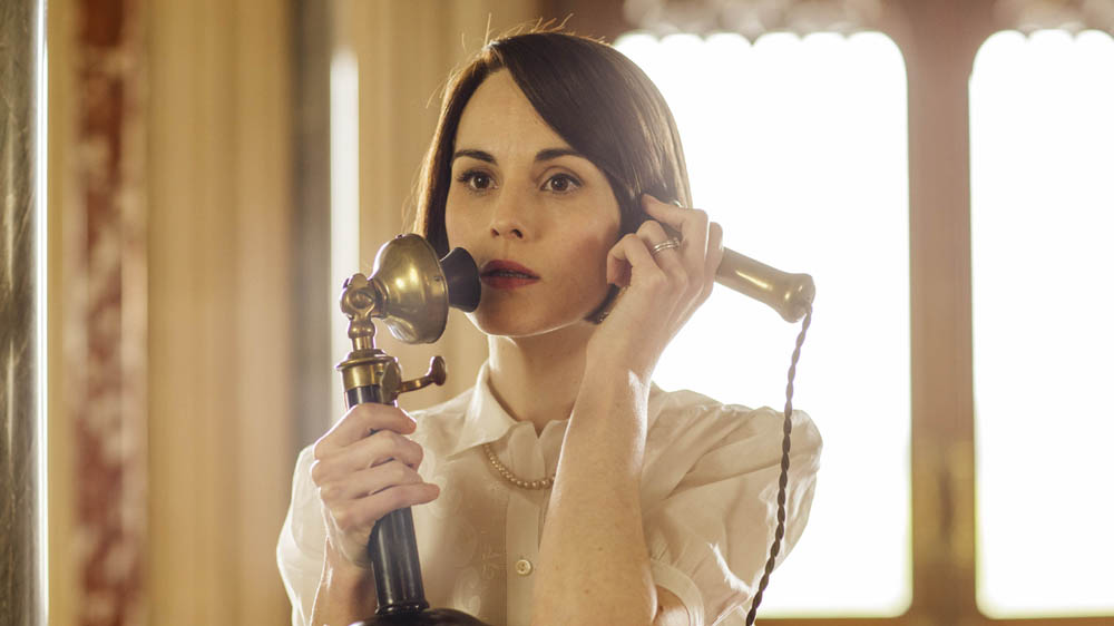Downton Abbey 6 6 MICHELLE DOCKERY as Lady Mary