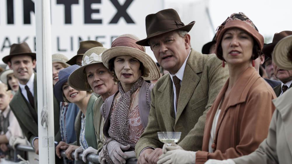 'Downton Abbey' Season 6 Episode 7 review: Tragedy strikes at the racetrack