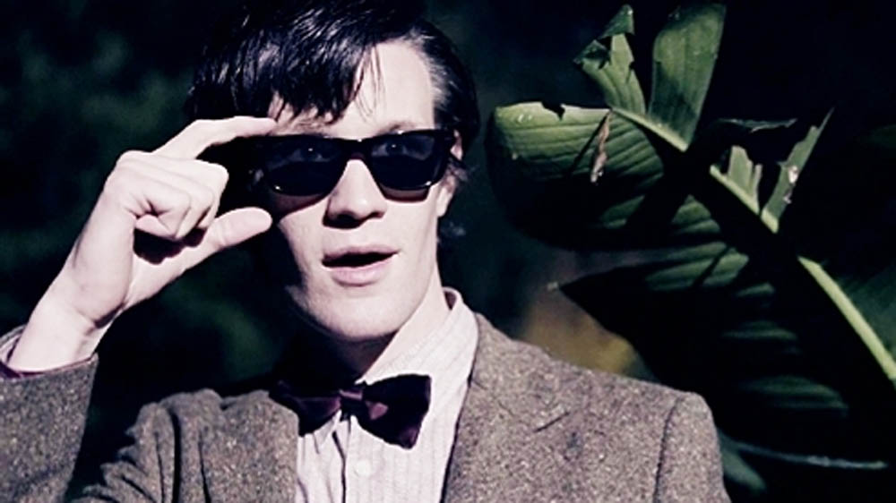 Doctor Who Matt Smith the Hungry Earth Eleventh