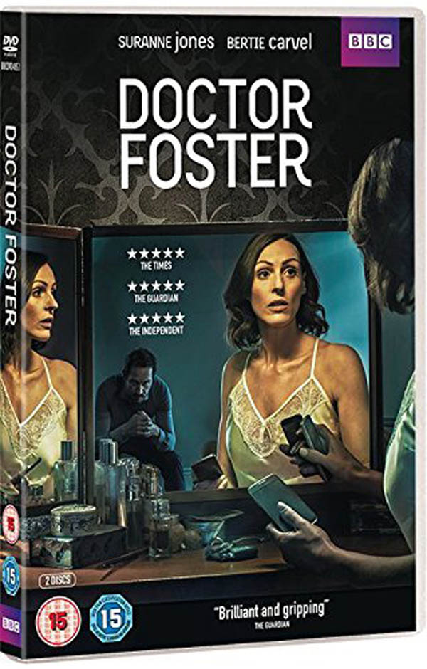 Doctor Foster dvd