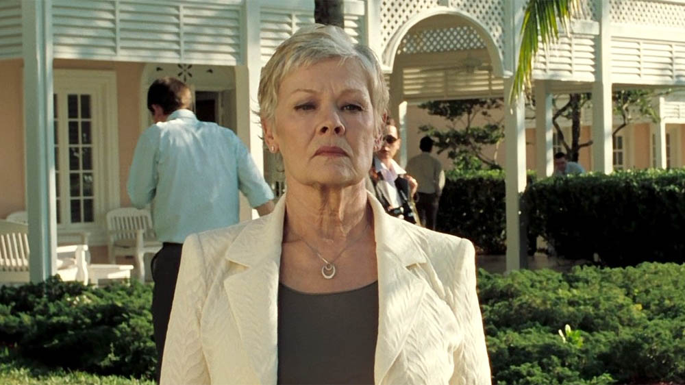 Casino Royale M Judi Dench