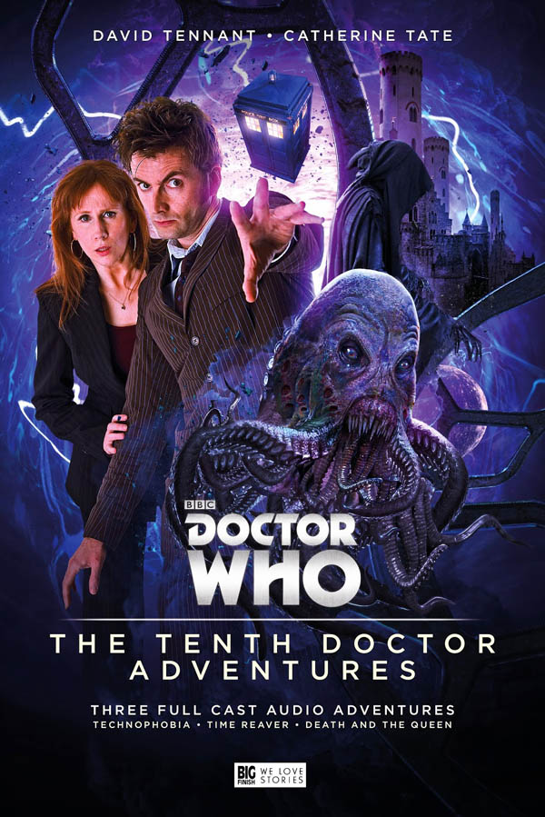 Doctor Who Big Finish David Tennant Tenth