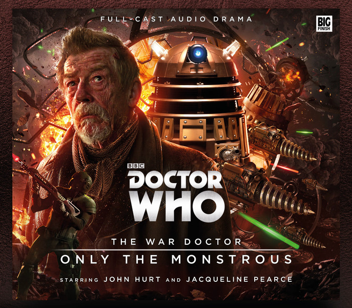 Big Finish war Doctor John hurt