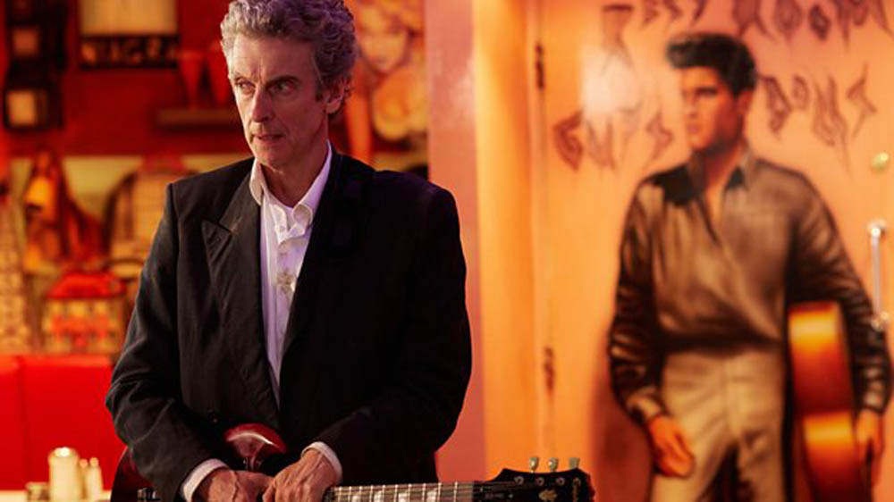 Doctor Who Hell Bent peter Capaldi Twelfth