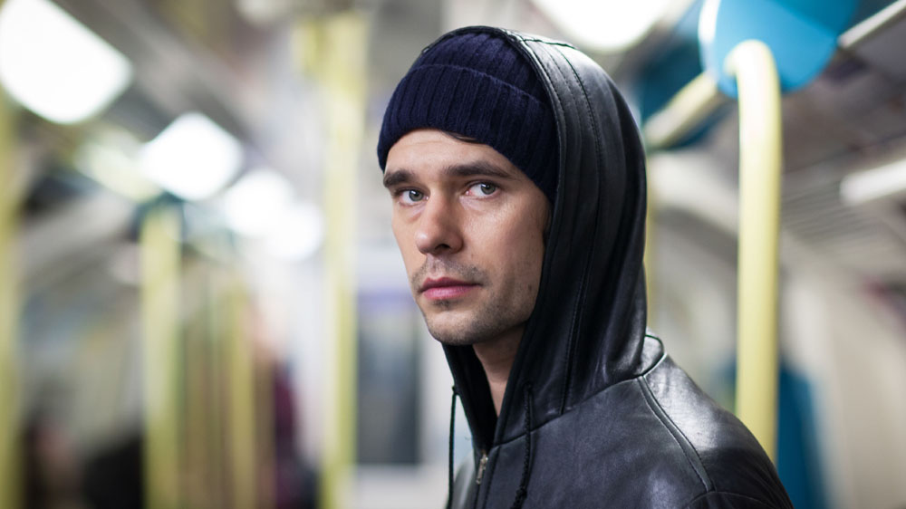 London Spy 1 2 Danny (BEN WHISHAW)