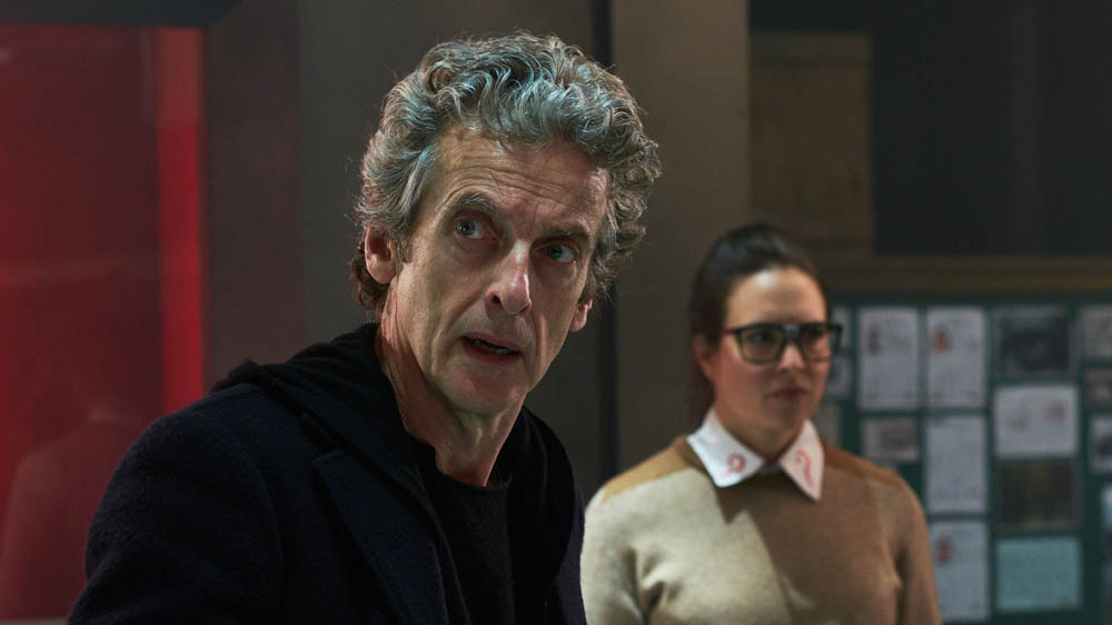 Doctor Who The Zygon Inversion Peter Capaldi Twelfth