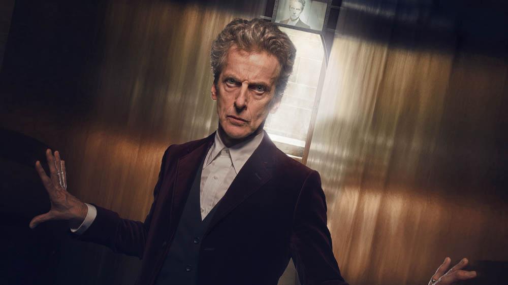 Doctor Who Heaven Sent Peter Capaldi Twelfth