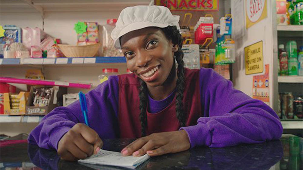 Chewing Gum Michaela Coel
