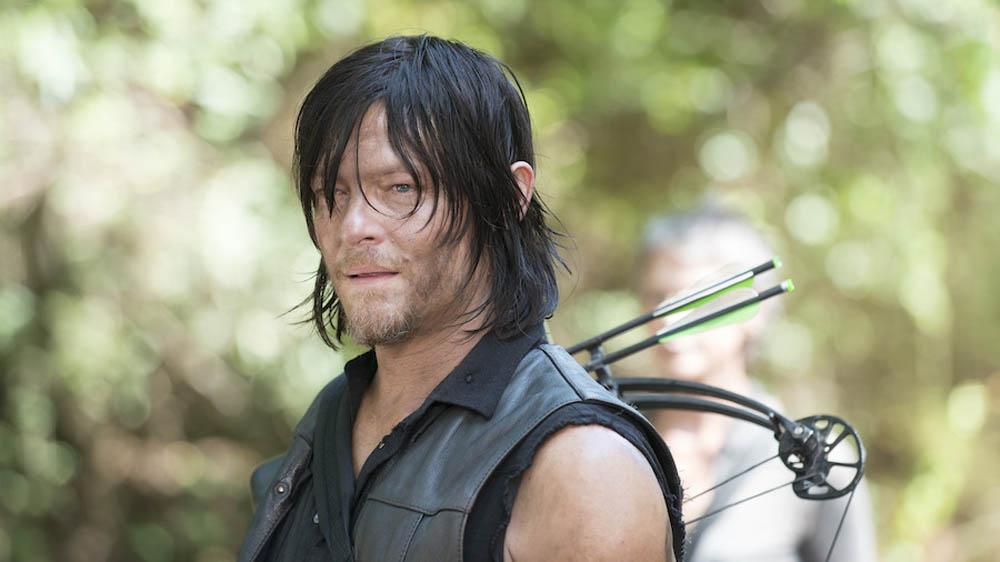 The Walking Dead 6 5 Norman Reedus as Daryl Dixon