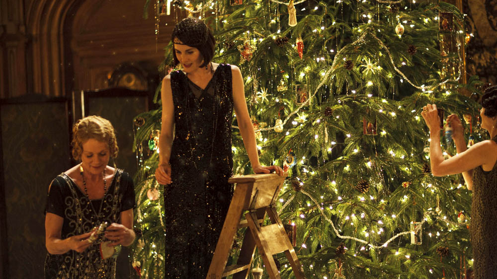 Downton Abbey 6 9 Christmas