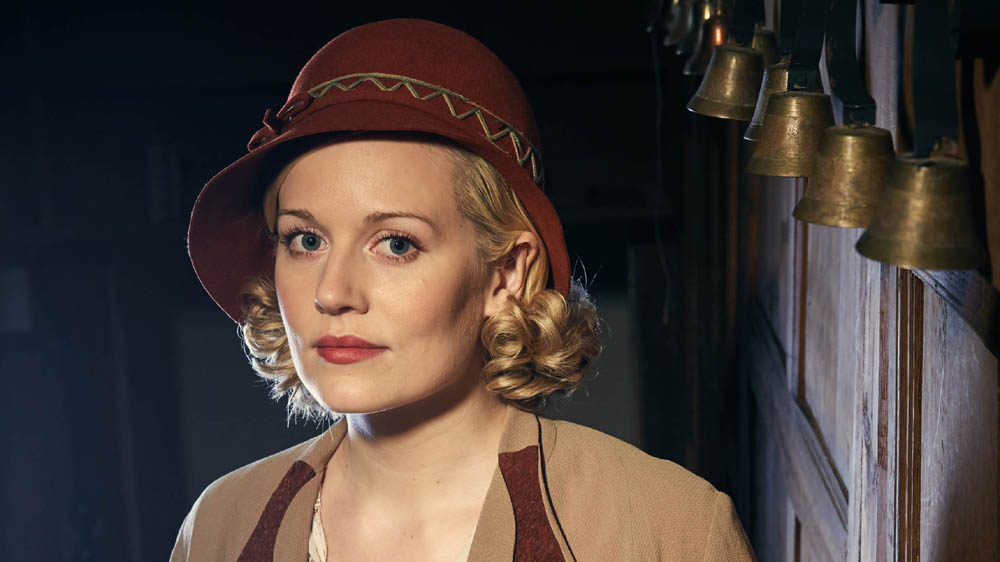 HARRY PRICE GHOST HUNTER CARA THEOBALD as Sarah Grey