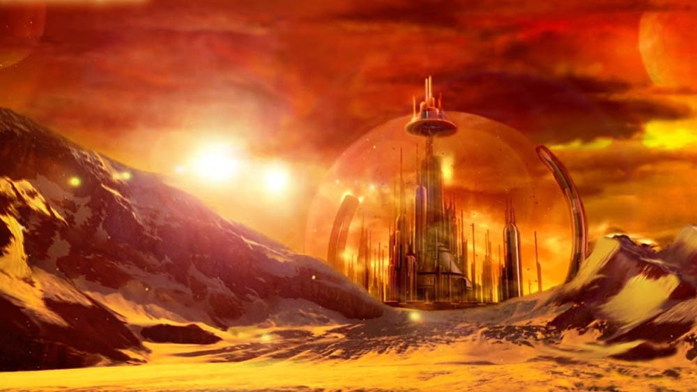 Doctor Who gallifrey the sound of drums