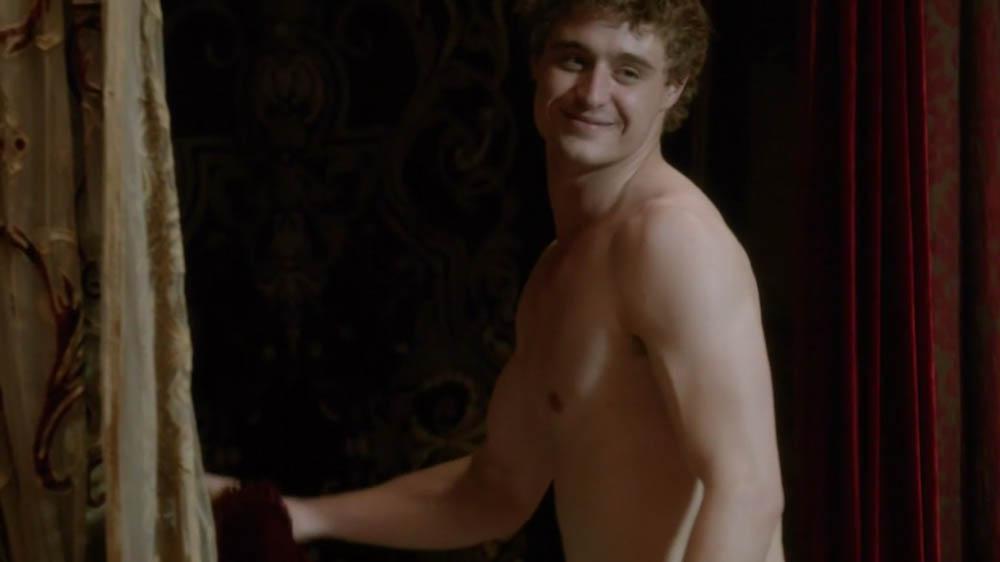Max Irons The White Queen