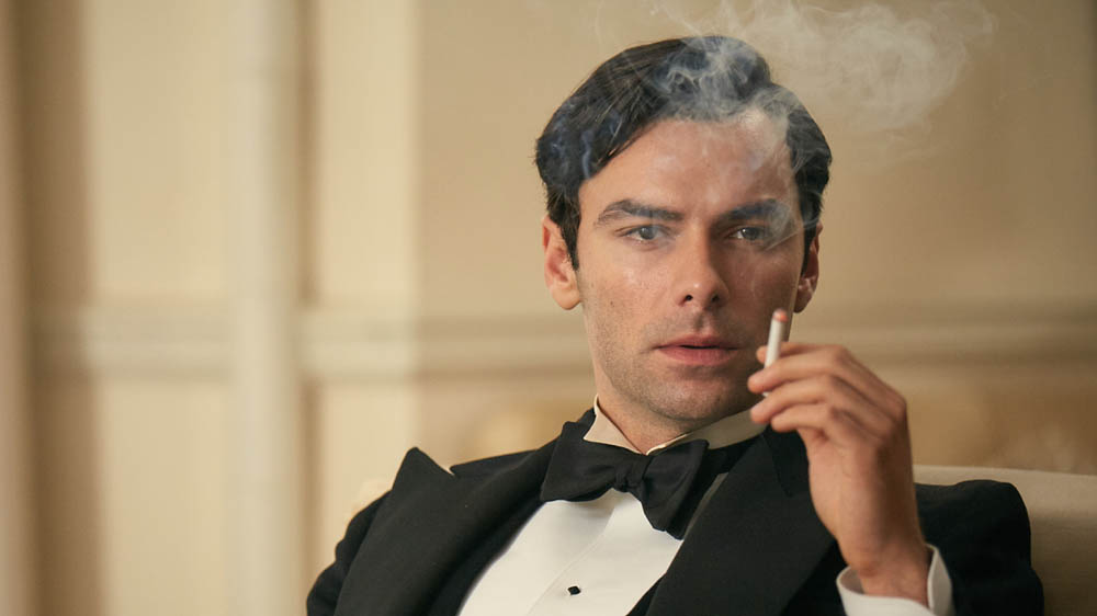 And Then There Were None 1 (AIDAN TURNER) Philip Lombard