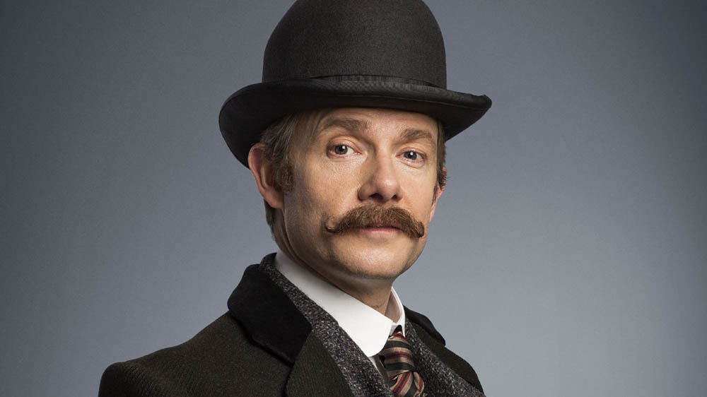 Sherlock The Abominable Bride John Watson (MARTIN FREEMAN)