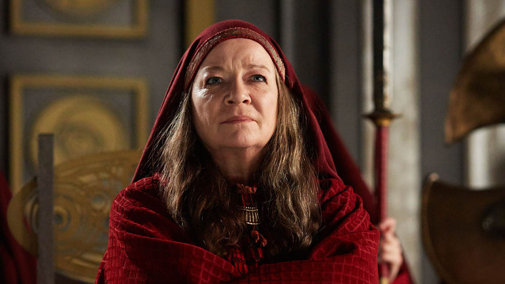 Doctor Who Hell Bent Ohila (CLARE HIGGINS)