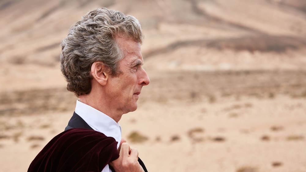 Doctor Who Hell Bent Peter Capaldi Twelfth