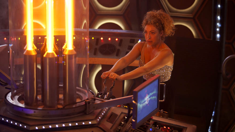 Doctor Who The Husbands of River Song (ALEX KINGSTON)