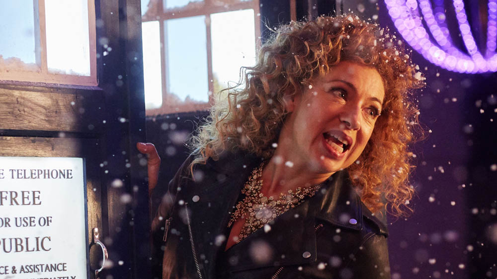 Doctor Who Christmas Special 2015.Doctor Who Christmas Special Spoiler Free Review The